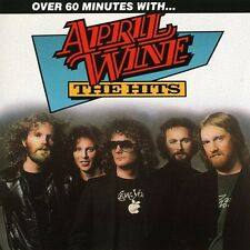 April Wine - Hits Over 70 Minutes with [New CD] Canada - Import