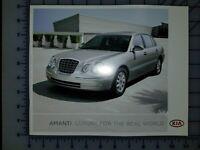 2005 KIA Amanti Brochure