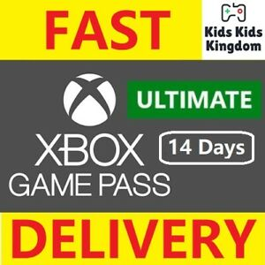 XBOX LIVE GOLD + Game Pass (Ultimate) 14 Days Trial Membership FAST Delivery