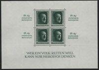 Germany - 1936 - Scott # B106 - Souvenir Sheet - Mint Never Hinged - MNH - VF