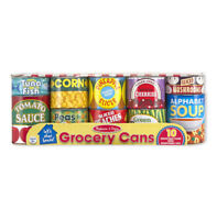 Melissa and Doug Canned Food - 14088 - NEW!
