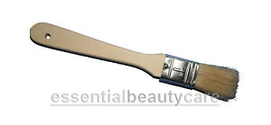 """PARAFFIN WAX BRUSH 1"""" / 25mm manicure and pedicure"""