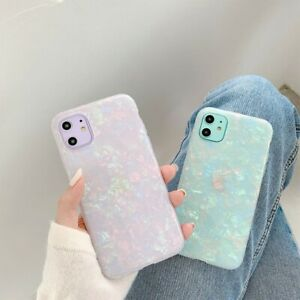 Pearl Marble Bling Phone Cover Case For iPhone 11 Pro MAX XR X 6s 6 8 7 Plus