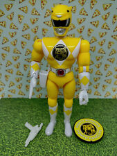 Karate Choppin' Trini Yellow Ranger Power Rangers vintage action figure