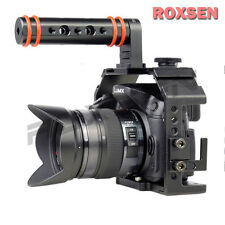 Honu v2.0 Video Cage with Top Handle and HDMI Clamp for GH3 GH4 A7 A7R camera