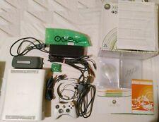White Microsoft Xbox 360 Pro 60 GB Console with original box