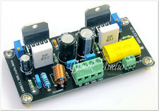 LM3886X2 100W Parallel Mono Hi-fi Audio Class AB Assembled Amplifier Board 1pcs