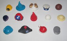 Playmobil Accessoire Personnage Chapeau Casque Divers Hat Helmet Modèle au Choix