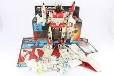 Transformers G1 Superion Silverbolt Skydive Air Raid Fireflight Takara Gran