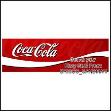 Fridge Fun Refrigerator Magnet COCA COLA LOGO BANNER - Version B - Coke