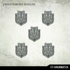 Kromlech BNIB Dragonborn Shields (5) KRCB230