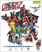 AS SAINT ETIENNE - STICKERS IMAGE VIGNETTE - PANINI FOOT 2013 / 2014 - a choisir