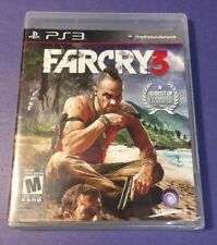 Far Cry 3 [ First Print W/ Black Label ] (PS3) NEW
