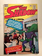 The Shadow #3/Silver Age Archie Comic Book/FN-
