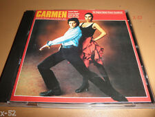 Bizet CARMEN 1983 movie SOUNDTRACK cd Antonio Gades Laura Del Sol Paco de Lucia