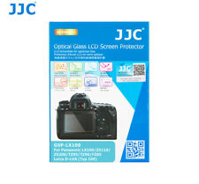 Optical Glass LCD Screen Protector for Panasonic LX100 II,Leica D-LUX 7(Typ 109)