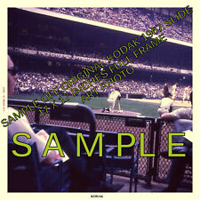 MICKEY MANTLE ORIGINAL 12x12 UNSEEN IMAGE JUNE 67 500 HR PERIOD D-LUX GALLEY PIC