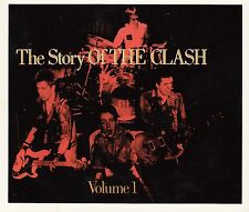 "COFFRET 2 X CD ALBUM THE CLASH ""THE STORY OF THE CLASH"""