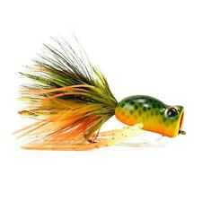 Kure's Rabbit Zonker Olive #6 Trout//Bass Fly by Rainy/'s FREE SHIPPING 2