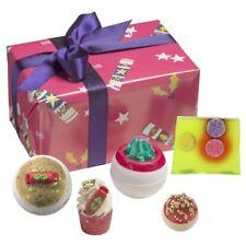 Bomb Cosmetics Crackerlackin Handmade Gift Pack for 2017