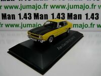voiture 1/43 IXO allemagne collection : FORD CAPRI I 1700 GT 1969/1972