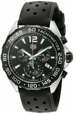 Tag Heuer Formula 1 One Quartz Chronograph Black Men's Watch CAZ1010.FT8024