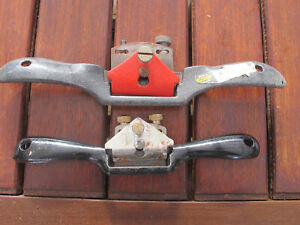 Stanley 151 Spokeshave Plus another