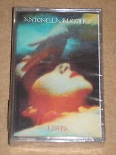 ANTONELLA RUGGIERO - LIBERA - MUSICASSETTA MC SIGILLATA (SEALED)