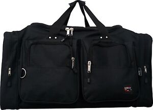 """22""""/25""""/30"""" Heavy Duty Polyester Duffle Bag /Gym / Sports / Carry-on Duffle Bag"""