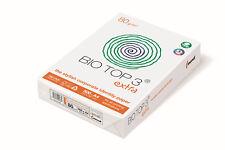 Bio Top 3  extra  A3  TCF 80g Kopierpapier naturweiss 25.000 Blatt Druckerpapier