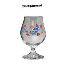 Delirium Tremens Pink 4 Elephants Belgian Ale Tulip Beer Glass 330ml