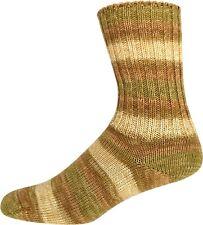 ONline Sockenwolle Supersocke 4-fach Merino Extrafein 100 g Sort. 277 Farbe 2415