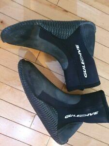 Guldive Scuba diving boots