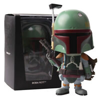 Star Wars Imperial Stormtrooper Boba Fett PVC Action Figure Model Toy