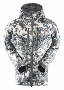 Sitka Open Country Blizzard Parka And Bibs Hunting Set-L