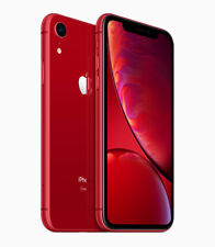 Apple iPhone XR 128GB RED REAL Dual SIM Hong Kong A2108 Unlocked FedEx