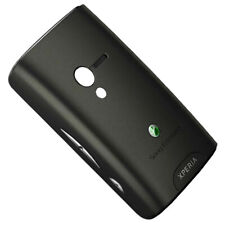 Genuine Original Battery Back Cover For Sony Xperia X10 Mini Black