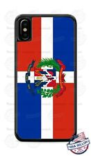 Dominican Republic Flag Phone Case Cover for iPhone Samsung LG Google Pixel