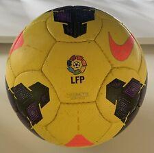 Rare Nike Incyte La Liga 13/14 Yellow Fifa Quality Match Ball