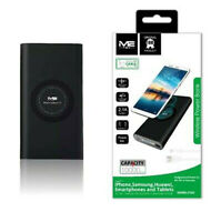 Powerbank Inalambrico M2TEC 10000 mAh con cable usb incluido Cargador portatil