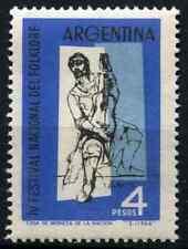 Argentina 1964 SG#1104 Fourth National Folklore Festival MNH #D33080
