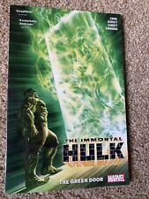 New listing Immortal Hulk Vol #2 Green Door Tpb Marvel Comics Collecting #6-10 Nm