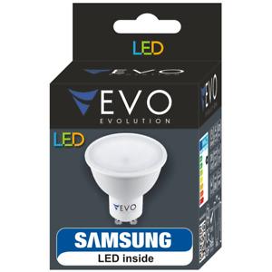 5 x LED VevoGerman Glühbirne GU10 5W | 6W | SMD2835 Samsung | 38 und 120 Grad A+