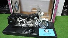 Moto BMW R60-2 Blanc de 1960 au 1/10 TOOTSIETOY 3305 miniature