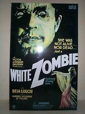 SIDESHOW 12 INCH BELA LUGOSI WHITE ZOMBIE VAMPIRE MONSTER MIB