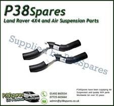 Range Rover P38 (Thor) Internal Heater Matrix Rubber Bulkhead Hose Set 1999-2002