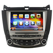 Koolertron US SHIP A9 1GHZ Radio DVD GPS Navigation for Honda Accord 2003-2007