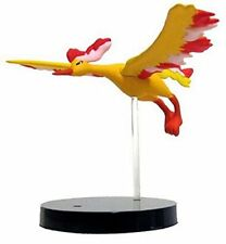 """Pokemon Diamond and Pearl 1/40 Scale 2010 1.5"""" Mini Figures - Moltres"""