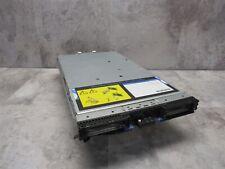 Ibm Bladecenter Hs22 Blade 4x Quad Core E5620 2.93Ghz 48Gb Ram No Hdd W/ 46C4069