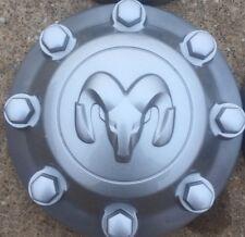 2014-2018 Dodge Ram 2500 Single (1) Silver Center Hub Cap Cover For Steel Wheels
